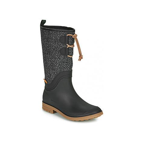 KAMIK ABIGAIL women's Wellington Boots in Black