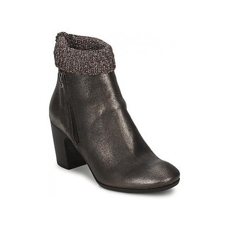 Fru.it SOLIU women's Low Ankle Boots in Brown