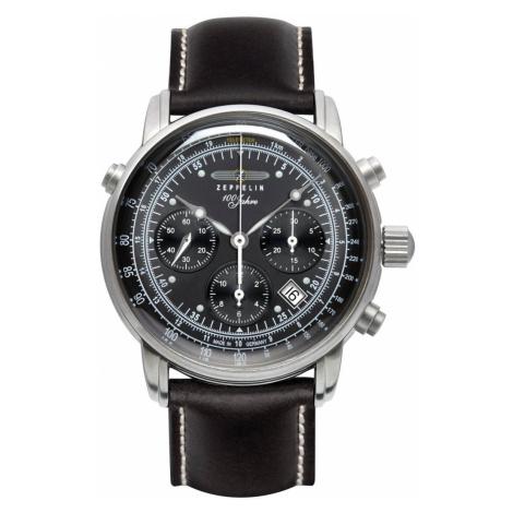 Zeppelin Watch Chronometer Glashuette Observatory Mens