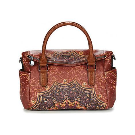 Desigual TEKILA SUNRISE LOVERTY women's Handbags in Brown