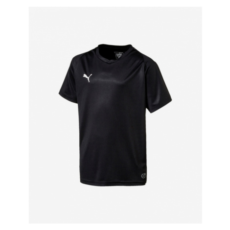 Puma Liga Core Kids T-shirt Black
