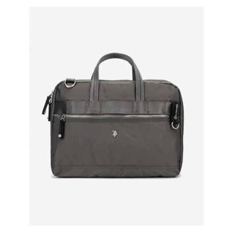 U.S. Polo Assn New Waganer Ban for notebook Grey