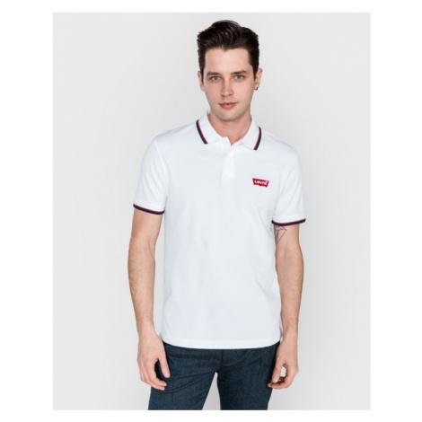Levi's® Housemark Polo Shirt White Levi´s