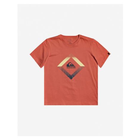 Quiksilver Tropical Mirage Kids T-shirt Orange
