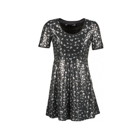 Love Moschino ADENOPHORE women's Dress in Black