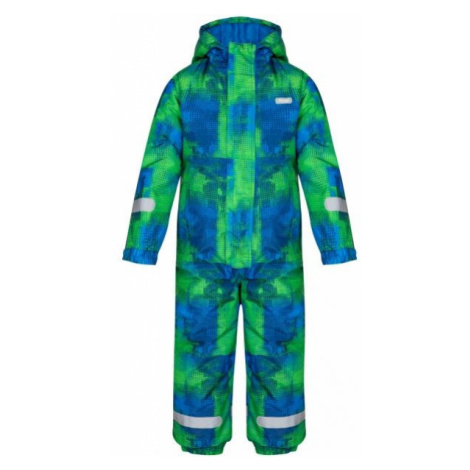 Loap CUSTER green - Kids' winter overall