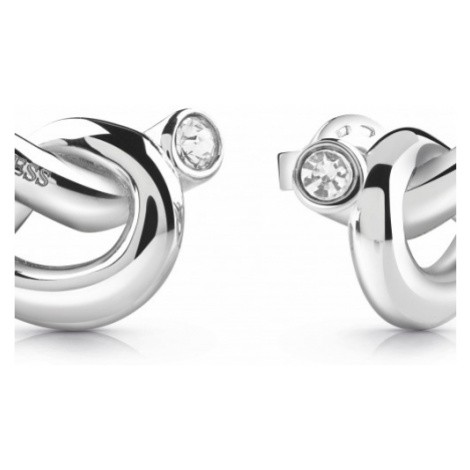 Guess Jewellery Guess Knot Earrings UBE29012