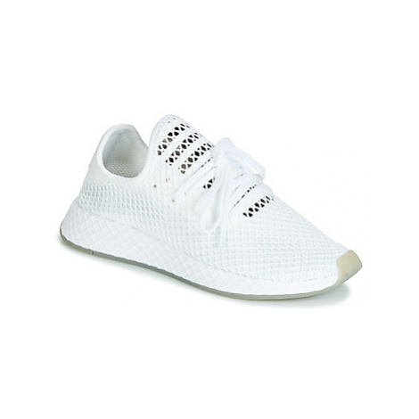 Adidas DEERUPT RUNNER men's Shoes (Trainers) in White