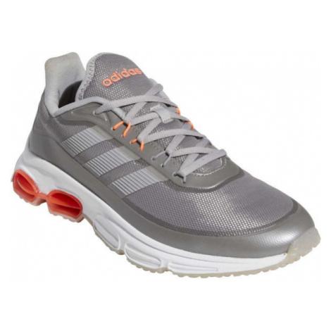 adidas QUADCUBE gray - Men's leisure footwear