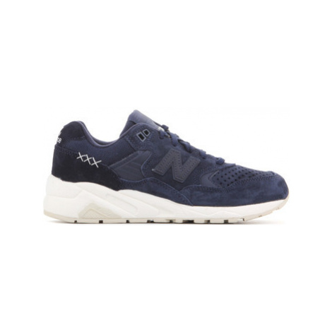 New Balance WRT580BN women's Shoes (Trainers) in Blue