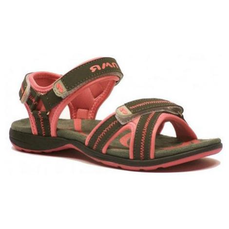 Numero Uno LUZIA L light pink - Women's trekking sandals