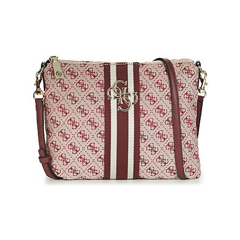 Guess GUESS VINTAGE women's Pouch in Brown