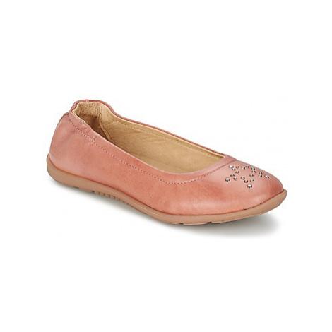 Mod'8 OLIVIA girls's Children's Shoes (Pumps / Ballerinas) in Orange