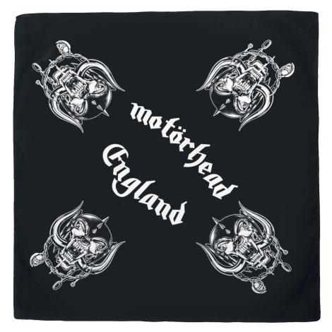 Motörhead - Warpigs - England - Bandana - Bandana - black-white