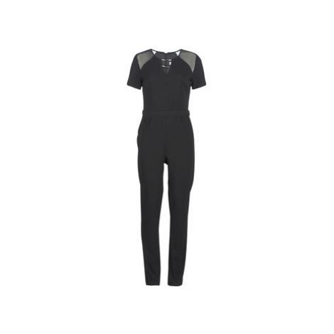 Morgan PLUNA women's Jumpsuit in Black