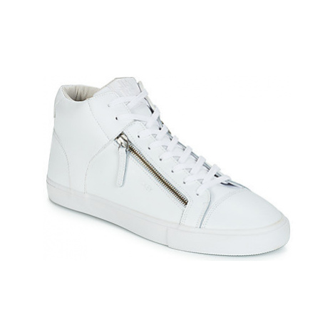 Jim Rickey ZED MID men's Shoes (High-top Trainers) in White
