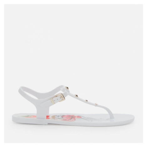 Ted Baker Women's Meiyas Jelly Sandals - Ivory