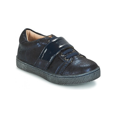 Mod'8 BENE girls's Children's Shoes (Trainers) in Blue