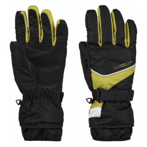 Loap RODON green - Men's winter gloves