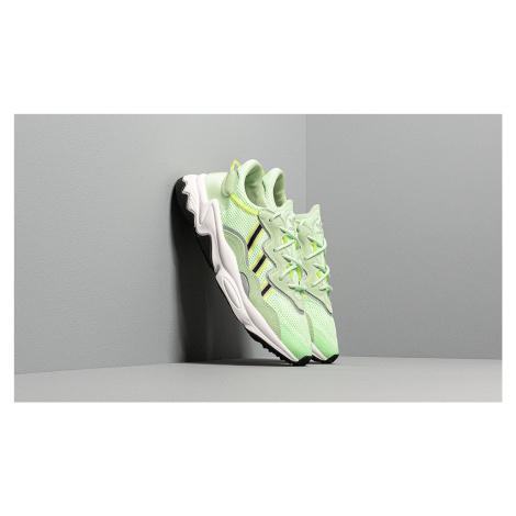 adidas Ozweego Glow Green/ Core Black/ Solar Yellow