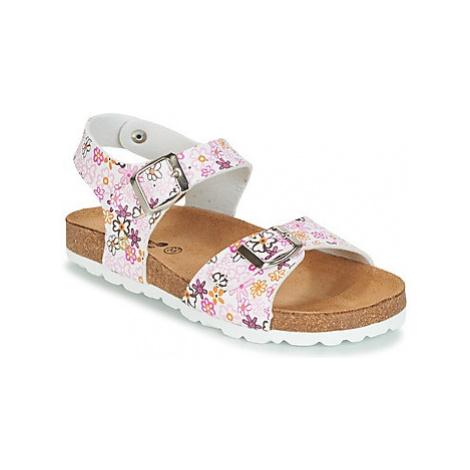 Citrouille et Compagnie RELUNE girls's Children's Sandals in Pink