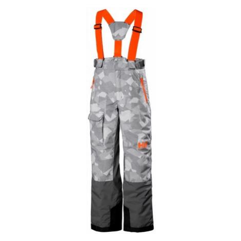 Helly Hansen JR NO LIMITS PANT gray - Kids ski pants