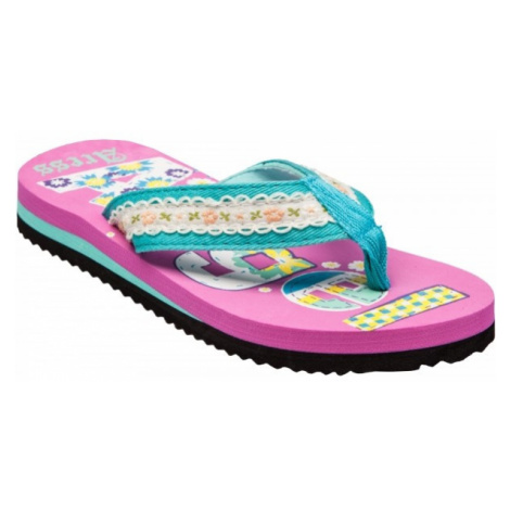Aress ZOFIE pink - Kids' flip-flops