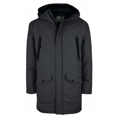 Sublevel - Flappockets - Coat - black
