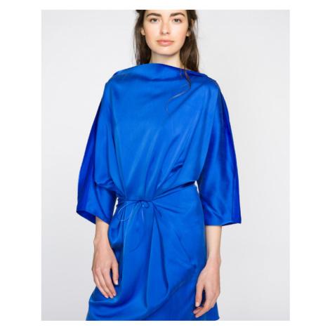 Jakub Polanka x Bibloo Absynthe. Dress Blue