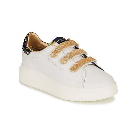 Serafini J.CONNORS women's Shoes (Trainers) in White