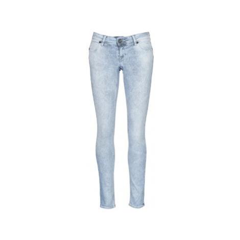 Meltin'pot MONIE women's Skinny Jeans in Blue