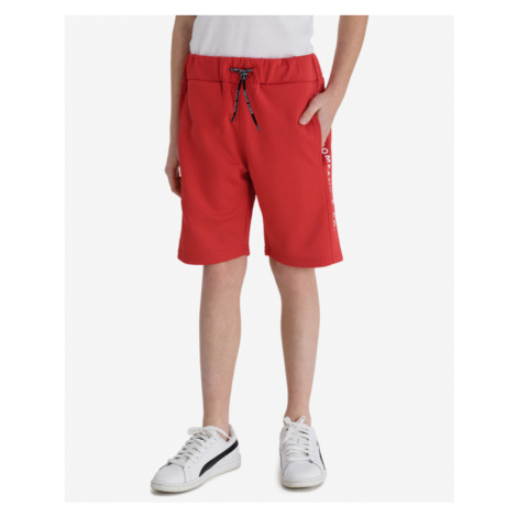 Sam 73 Eddie Kids Shorts Red