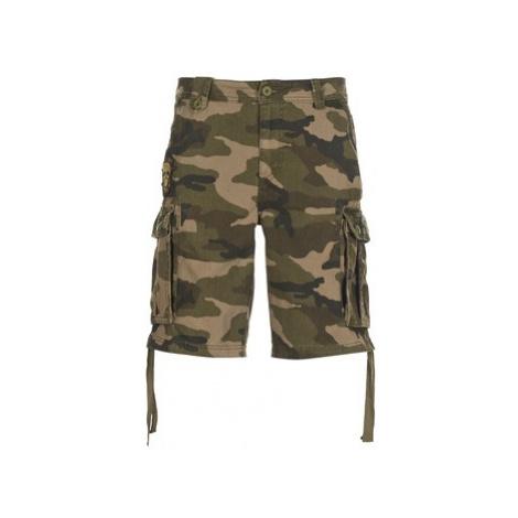 Kaporal LIXIR men's Shorts in Green