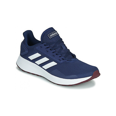 Adidas DURAMO 9 men's Shoes (Trainers) in Blue