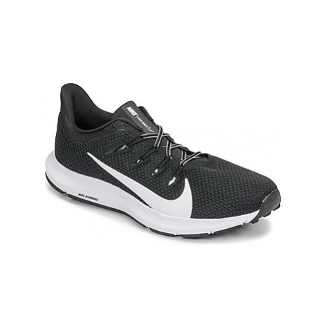 Nike QUEST 2 men's Running Trainers in Black