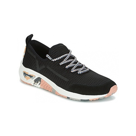 Diesel S-BKY women's Shoes (Trainers) in Black