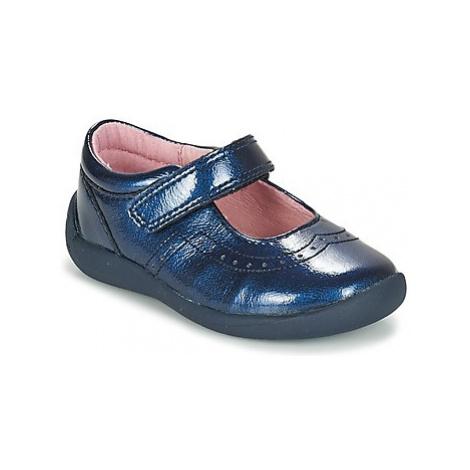 Start Rite ALICE girls's Children's Shoes (Pumps / Ballerinas) in Blue