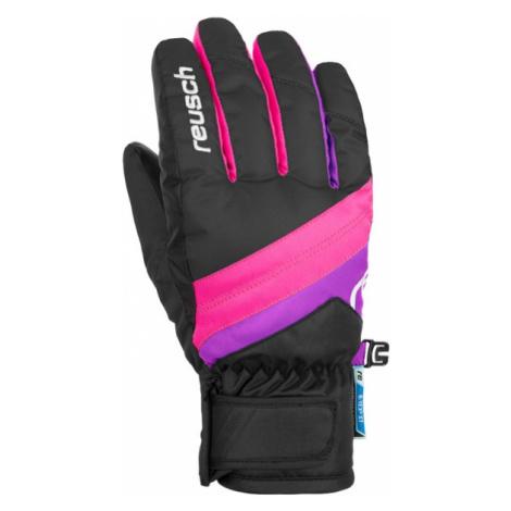 Reusch DARIO R-TEX XT JUNIOR black - Children's ski gloves