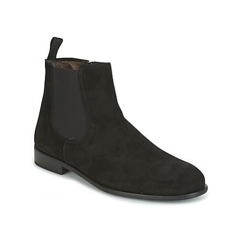 So Size HUPA men's Mid Boots in Black