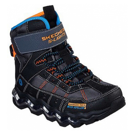 Skechers TURBOWAVE POLAR RUSH - Children's insulated shoes