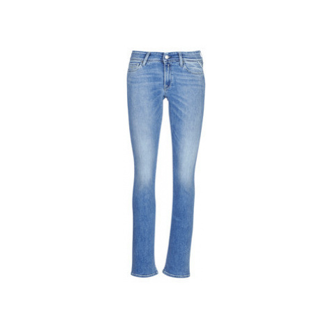 Replay LUZ BOOTCUT women's Bootcut Jeans in Blue