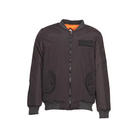 Black men's bomber jackets