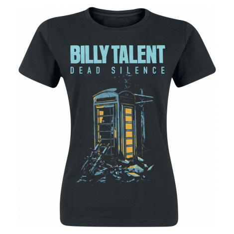 Billy Talent - Phone Box - Girls shirt - black