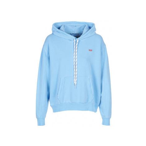 Levis UNBASIC HOODIE women's Sweatshirt in Blue Levi´s