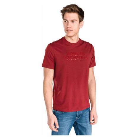 Armani Exchange T-shirt Red