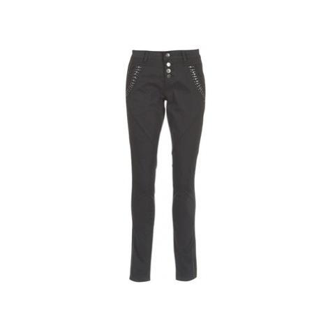 Cream BAILEY women's Trousers in Black