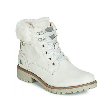 Dockers by Gerli JOELLE women's Mid Boots in White
