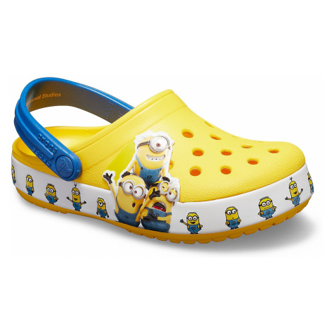 shoes Crocs Fun Lab Minions Multi Clog - Yellow - unisex junior