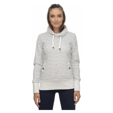 sweatshirt Ragwear Rylie - 7000/White - women´s