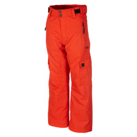 Rehall CARTER-R-JR red - Kids' ski trousers